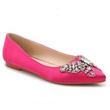 Sapatilha - Pink com Borboleta