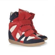 Sneakers - Vermelho e Azul