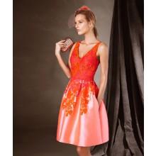 Vestido de Festa Degradê - V00068