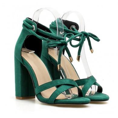 Sandália - Verde