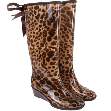 281eb3c0f4c Galocha - Anabela de Oncinha - Botas - Sapatos Importados - Sapatos