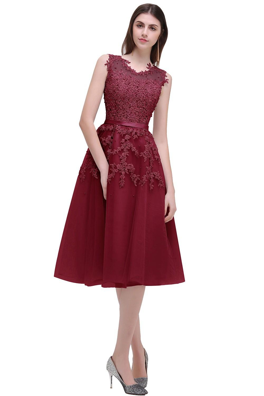 Midi Christmas Dress