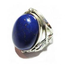 Anel com Lapis Lazuli