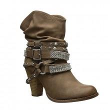 Bota - Cowboy Marrom