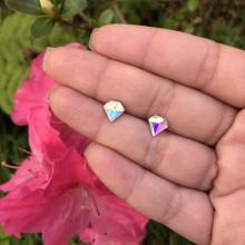 Brincos Diamantes de Swarovski