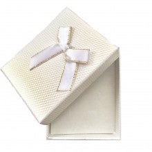 Caixa de Presente - Perolada com Laço