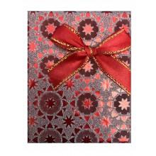 Caixa de Presente - Vermelha com Laço