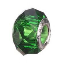 Charm Acrílico Verde