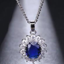 Colar da Princesa Azul