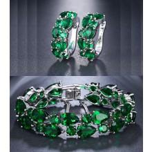 Conjunto Luxo Verde