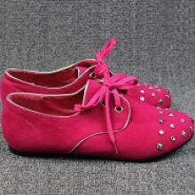 Oxford - Pink com Tachinhas
