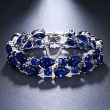 Pulseira Luxo Azul