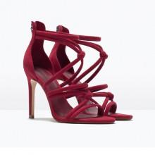 Sandália - Vermelha