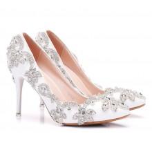Scarpin - Branco Noivas