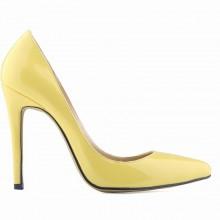 Scarpin - Verniz Amarelo