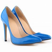 Scarpin - Verniz Azul