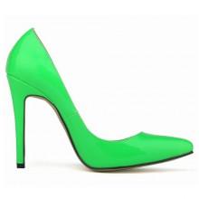 Scarpin - Verniz Verde
