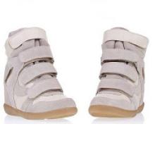 Sneakers - Bege e Branco