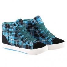 Sneakers - Xadrez Azul