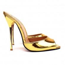 Tamanco - Dourado