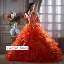 Vestido de Debutante - V00047