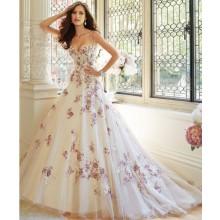 Vestido de Debutante Bordado - V00044