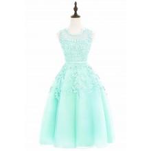 Vestido de Debutante Midi - V00026