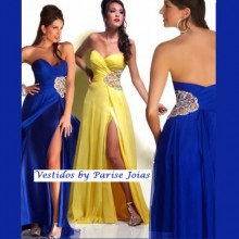 Vestido de Festa - V00075