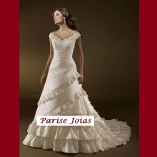 Vestido de Noiva - VN00033