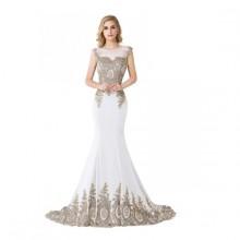 Vestido de Noiva Bordado - VN00004