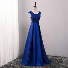 Vestido de Festa em Cetim - V00001